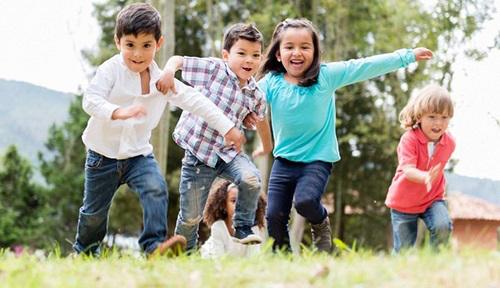 Una infancia feliz es ruidosa
